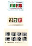 Lot De Feuillets De Différents Pays - Voir Scan - Briefmarken