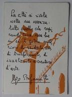 Cartolina UGO STEFANUTTI - Poesia - Venezia - Viaggiata - Arts