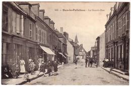DUN-LE-PALLETEAU - La Grande Rue - Dun Le Palestel