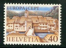 Europa Cept 1977 - Svizzera, 40 Cent. ** - 1977