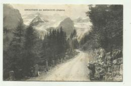GHIACCIAIO DEL MADACCIO ( STELVIO )  VIAGGIATA FP - Bolzano
