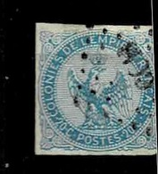 TP N ° 4 , Marque De Cochinchine - Aigle Impérial