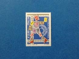 2007 ITALIA GIORNATA DELLA FILATELIA FRANCOBOLLO NUOVO STAMP NEW MNH** - 1946-.. République