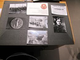 COMMUNE DE PEPINSTER - SERIE DE PHOTOS (repro) Vendues à L'ccasion De La Commémoration De 14/18 - VOIR SCAN - 1914-18