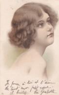 CPA 1903 -llustrateur  - Portrait Jeune Fille  (lot Pat 87) - Mujeres