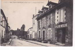 MONTMOREAU - Sonstige Gemeinden