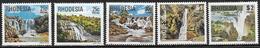 Rodesia/Rhodésie: Cascate Diverse, Different Waterfalls, Différentes Cascades - Geografia