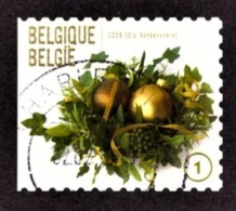 Belgique 2009 -  Happy Holidays - Self Adhesive Stamps - Belgium