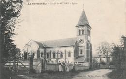 27 Gisay La Coudre. L'eglise - Sonstige Gemeinden