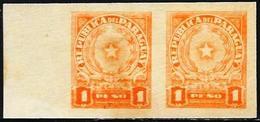 Paraguay: Prova, Proof, épreuve, Stemma Nazionale, National Coat Of Arms, Armoiries Nationales - Francobolli