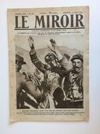 Le Miroir, Guerre 1914-1918 - Hebdomadaire N°100 - 24.10.1915 Le Monde En Guerre (The World At War) - Guerre 1914-18