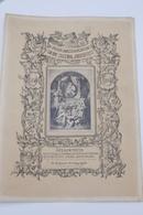Aalst 1884  Jubelfeest Olv Congregatie Jonge Dochters Photo Edm Sacré Gent - Historische Dokumente