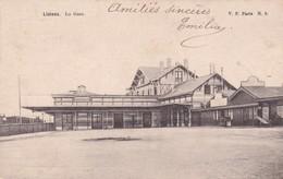 14 Lisieux, La Gare - Lisieux