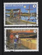 Vrije Tijd Fietsen En Wandelen - Belgium