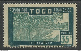 TOGO 1938 YT 153** SANS CHARNIERE NI TRACE - MNH - Togo (1914-1960)