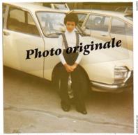 Photo Originale - Autos Voitures Automobiles Cars - CITROËN GS Jeune Fille - Automobili