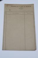 Aalst Begin 1900 Dossier Map Louis De Bethune Avocat - Historische Dokumente