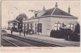 Veenendaal, Station, De Klomp Gelderland. - Vreeland