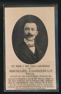 MICHAEL COOREMAN   - KNESSELARE 1886  - 1929 - Décès