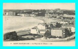 A792 / 005 64 - SAINT JEAN DE LUZ Plage Vue De Ciboure - Saint Jean De Luz