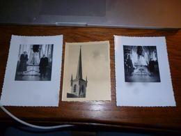 Souvenir Consécration Des Cloches 1953 Gozée Parrains Familles Quinard Rochez Renard Liégeois Losseau - Mededelingen