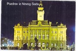 Novi SAD-traveled FNRJ - Serbie