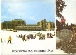 Kopaonik-traveled FNRJ - Serbie