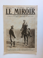 Le Miroir, Guerre 1914-1918 - Hebdomadaire N°102 - 7.11.1915 Le Monde En Guerre (The World At War) - Guerre 1914-18