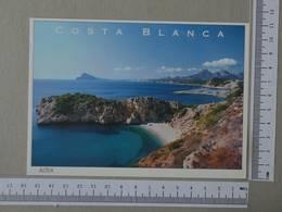 SPAIN - COSTA BLANCA -  ALICANTE -   2 SCANS     - (Nº32676) - Alicante