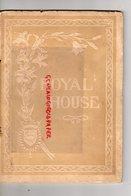 75- PARIS - RARE CATALOGUE COMPLET ROYAL HOUSE A. LABBEY-5 PLACE BOURSE-24 RUE BANQUE -IMPRIMERIE DRAEGER-TAILLEUR - Documenti Storici