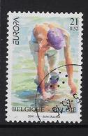 Europa-cept 2000 - Belgium