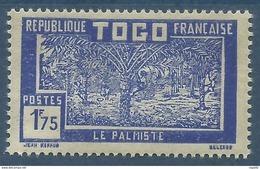 TOGO 1938 YT 160** SANS CHARNIERE NI TRACE - MNH - Togo (1914-1960)