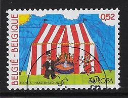 Europa-cept 2002 - Belgium