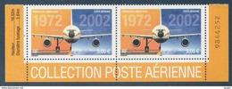 Poste Aérienne 2 X N° 65 A 30ème Anniversaire Du 1er Vol Airbus A300 Provenant De La Feuille De 10 Timbres Port Gratuit - 1960-.... Mint/hinged