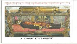 SANTINO  S.GIOVANNI DA TRIORA MARTIRE - Santini