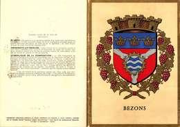 95] Val D'Oise > Bezons/ AXPOSITION PHILATELIQUE   1964 /LOT  3014 - Bezons
