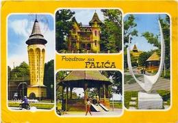 Palic- Traveled FNRJ - Serbia