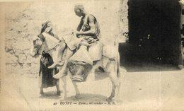EGIPTO // EGYPTE. Zaiat, Oil Vendar - Egipto