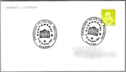 Matasellos ESPAMER 87- ZAMORA 1987 - 1931-Hoy: 2ª República - ... Juan Carlos I