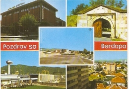 Djerdap Not  Traveled FNRJ - Serbia