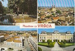 Vrsac- Traveled -FNRJ - Serbia