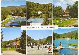 Jastrebac- Traveled -FNRJ - Serbia