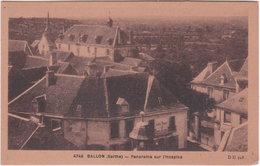 72. BALLON. Panorama Sur L'Hospice. 4746 - Andere Gemeenten