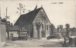 CPA  Jouy L'Eglise - Jouy