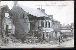 FRESNOY LE GRAND - Andere Gemeenten