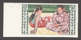 Non Dentelé 1958  Gauguin  Tahitiennes  PA 2  ** - Geschnitten, Drukprobe Und Abarten