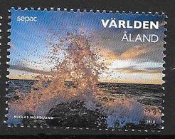 Aland 2018 N°454 Neuf SEPAC - Ålandinseln