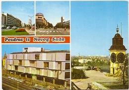 Novi Sad- Not Traveled FNRJ - Serbie