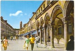 Dubrovnik- Not Traveled FNRJ - Serbie