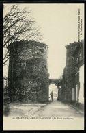 80 ST SAINT VALERY SUR SOMME  La Porte Guillaume  Collection Foucart - Poidevin - Saint Valery Sur Somme